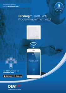 DEVIreg Smart WiFi Programmable Thermostat 1