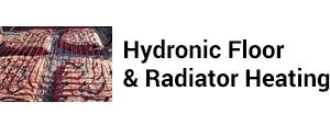 Hydrinic Floor and Radiator Heating