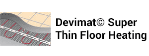 Devimat Super Thin Floor Heating