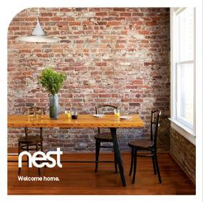 Nest Thermostat Brochure