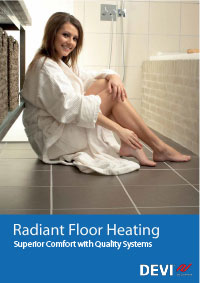 DEVI Radiant Floor Heating Brochure