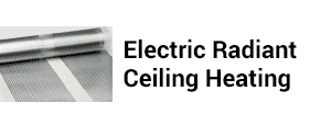 Electric Radiant Ceiling Heating