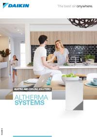 Dakin Altherma Underfloor Heating